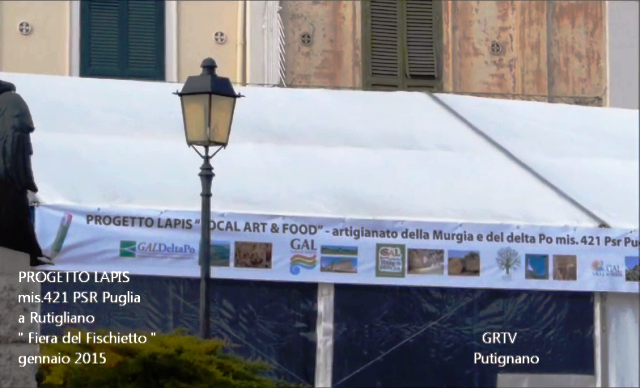 PROGETTO LAPIS mis421PSR Puglia-Fiera del Fischietto 2015 Rutigliano