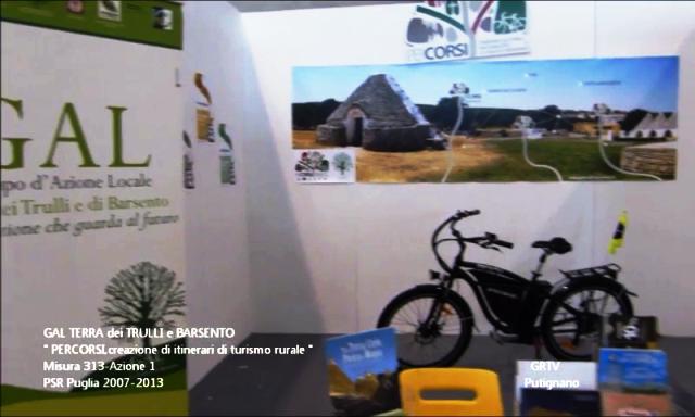 """GAL Terra dei Trulli e Barsento """"PERCORSI"""" creazione di itinerari di turismo rurale"""
