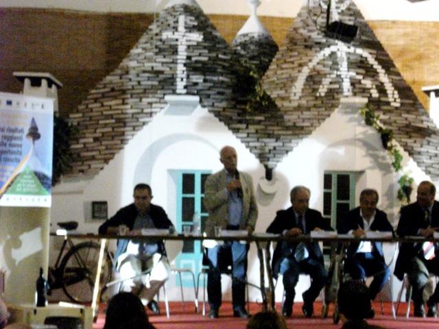 GAL Terra Trulli e Barsento Convegno Cantine Albea Alberobello 01/10/2015